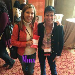 Nan Martin providing coaching tools at Live Event Mastery