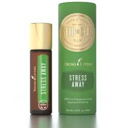Roll Away Stress with Stress Away Essential Oil