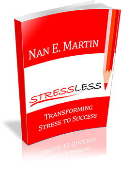 Nan Martin, author of Stress Less